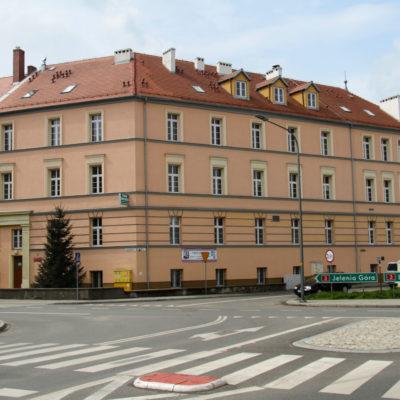 Budynek Schroniska Młodzieżowego w Jaworze